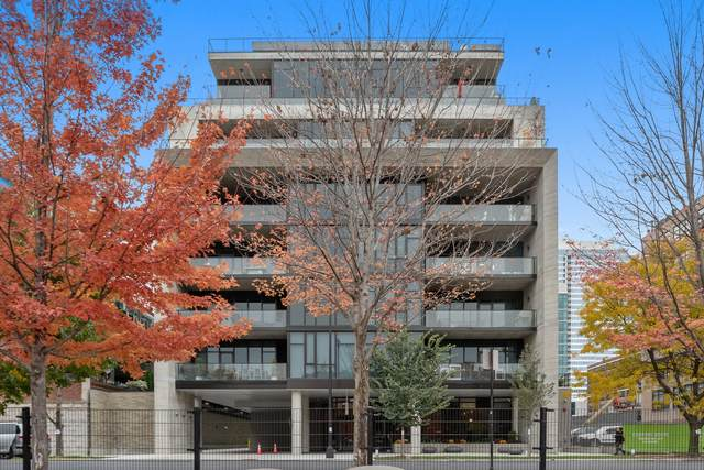 111 S Peoria Street #201, Chicago, IL 60607 (MLS #11050331) :: Schoon Family Group