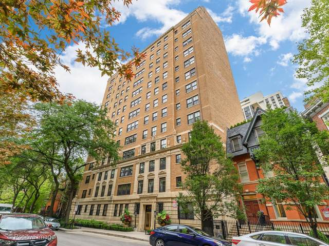 1209 N Astor Street 6S, Chicago, IL 60610 (MLS #11050335) :: Schoon Family Group