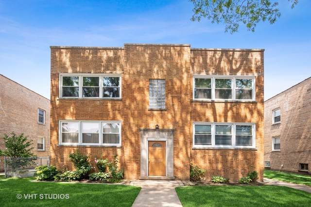 2826 W Summerdale Avenue 2W, Chicago, IL 60625 (MLS #11050354) :: John Lyons Real Estate