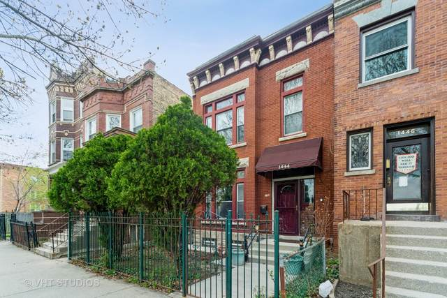 1444 N Kedzie Avenue, Chicago, IL 60651 (MLS #11050386) :: The Perotti Group