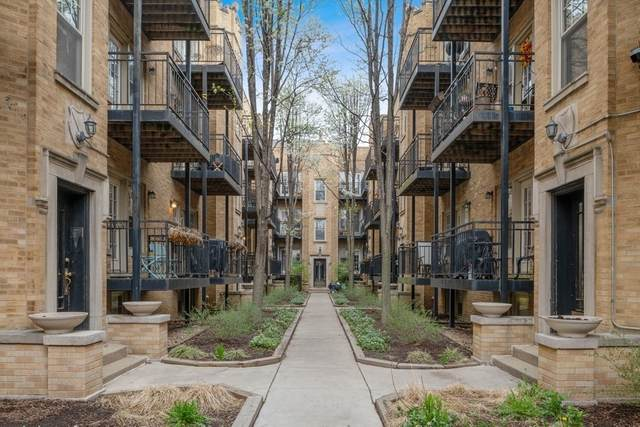 2237 N Lincoln Avenue 3B, Chicago, IL 60614 (MLS #11050436) :: Schoon Family Group