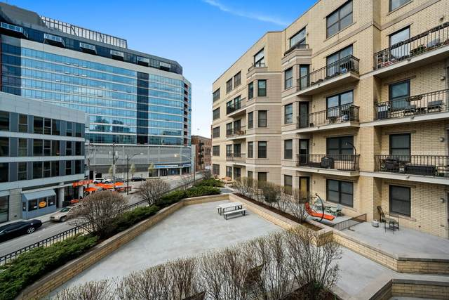 520 N Halsted Street #305, Chicago, IL 60642 (MLS #11050472) :: The Spaniak Team