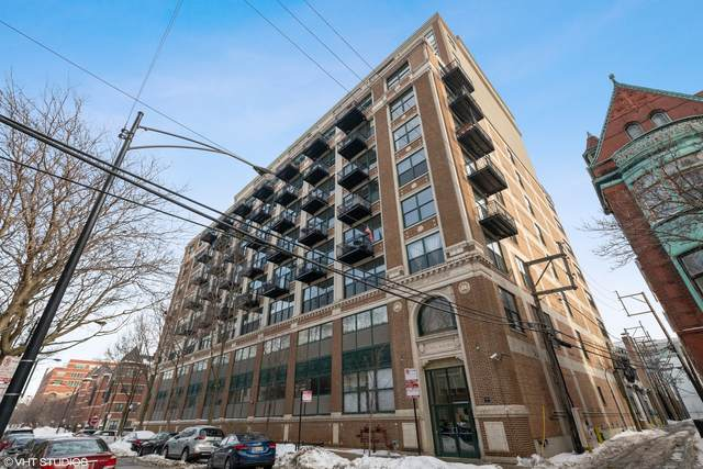 221 E Cullerton Street #402, Chicago, IL 60616 (MLS #11050487) :: Littlefield Group