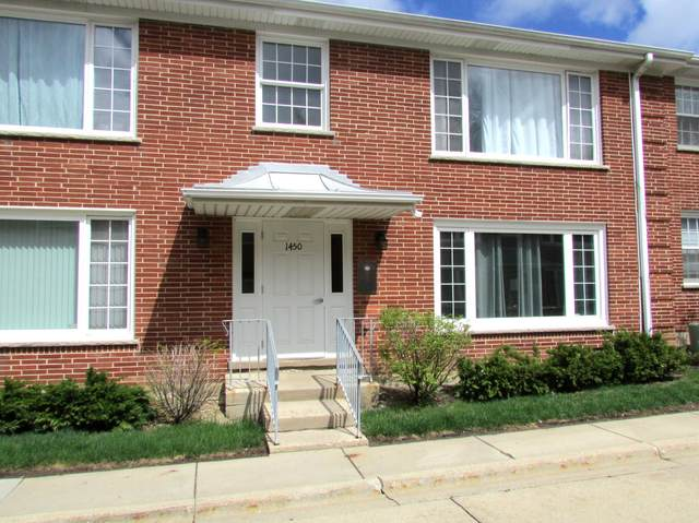 1450 Plymouth Place 1E, Glenview, IL 60025 (MLS #11050570) :: Littlefield Group