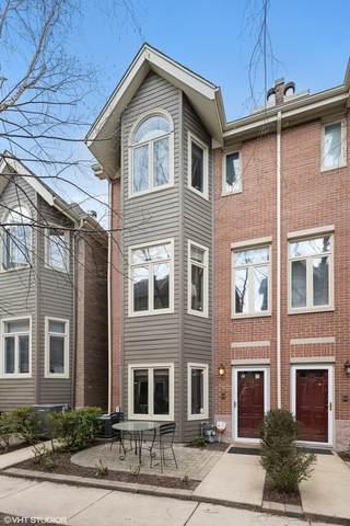 1238 W Fletcher Street G, Chicago, IL 60657 (MLS #11050571) :: Schoon Family Group