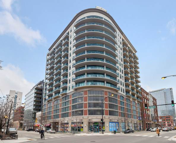 340 W Superior Street #1212, Chicago, IL 60654 (MLS #11050638) :: Schoon Family Group