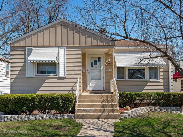 4505 Wenonah Avenue, Forest View, IL 60402 (MLS #11050640) :: Helen Oliveri Real Estate