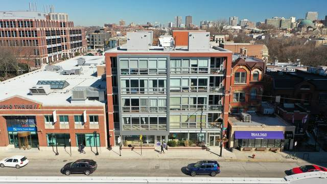744 W Fullerton Parkway #303, Chicago, IL 60614 (MLS #11050693) :: Schoon Family Group
