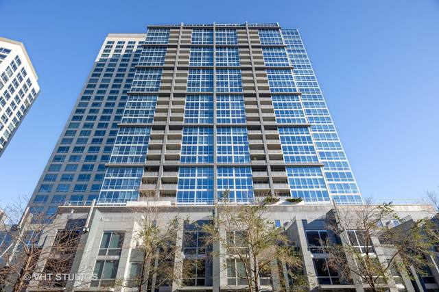 1901 S Calumet Avenue #808, Chicago, IL 60616 (MLS #11050702) :: Helen Oliveri Real Estate