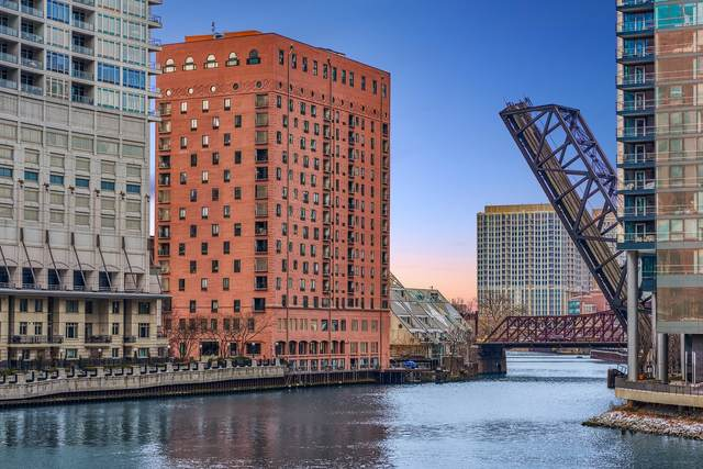 345 N Canal Street #1608, Chicago, IL 60606 (MLS #11050705) :: Schoon Family Group