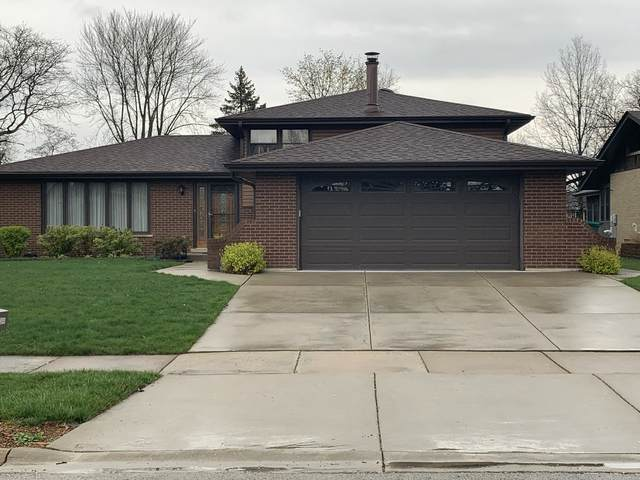 8844 Lori Lane, Orland Park, IL 60462 (MLS #11050788) :: The Dena Furlow Team - Keller Williams Realty