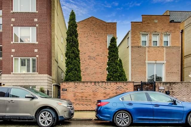 327 W Schiller Street A, Chicago, IL 60610 (MLS #11050821) :: Schoon Family Group