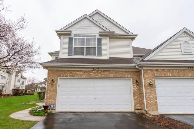 1491 Westport Ridge #1491, Crystal Lake, IL 60014 (MLS #11050835) :: RE/MAX IMPACT