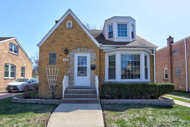 7167 N Moody Avenue, Chicago, IL 60646 (MLS #11050861) :: Schoon Family Group