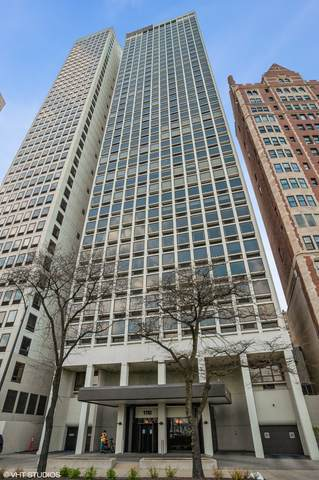 1110 N Lake Shore Drive 32S, Chicago, IL 60611 (MLS #11050870) :: Schoon Family Group