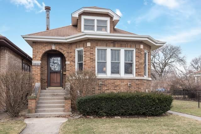 8530 Mansfield Avenue, Morton Grove, IL 60053 (MLS #11050874) :: Helen Oliveri Real Estate