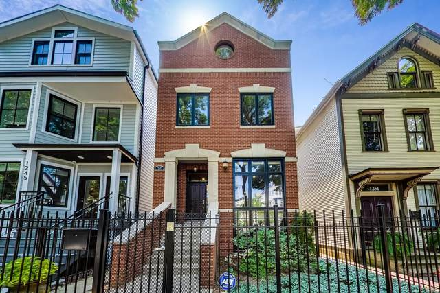 1249 W Nelson Street, Chicago, IL 60657 (MLS #11050893) :: Schoon Family Group
