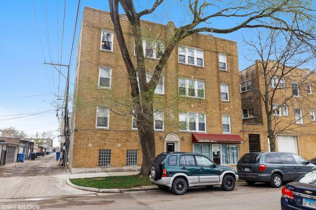2414 W Ardmore Avenue 4D, Chicago, IL 60659 (MLS #11050910) :: Helen Oliveri Real Estate