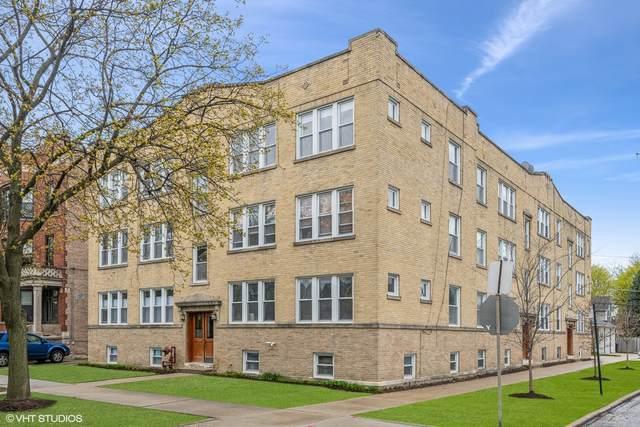 4456 N Kenneth Avenue #3, Chicago, IL 60630 (MLS #11050974) :: Helen Oliveri Real Estate