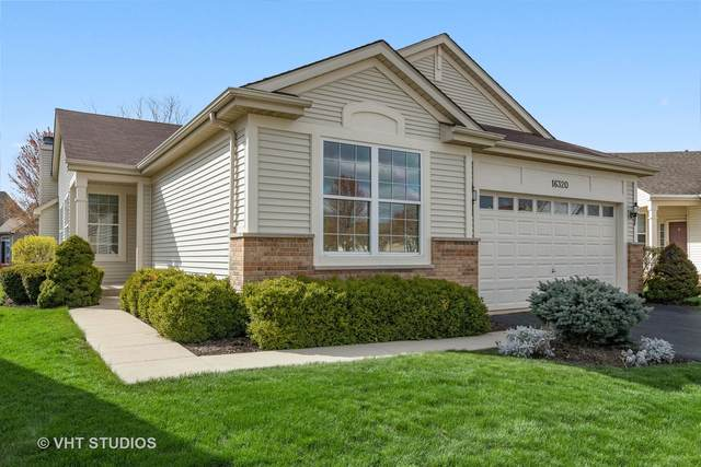 16320 Eugene Siegel Court, Crest Hill, IL 60403 (MLS #11050998) :: RE/MAX IMPACT