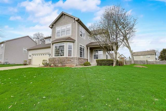1893 W Greenleaf Drive, Round Lake, IL 60073 (MLS #11051113) :: Helen Oliveri Real Estate