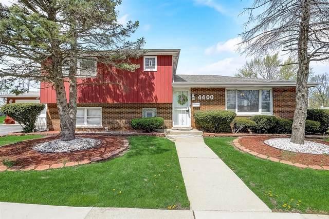4400 Lisa Lane, Oak Forest, IL 60452 (MLS #11051133) :: Ryan Dallas Real Estate