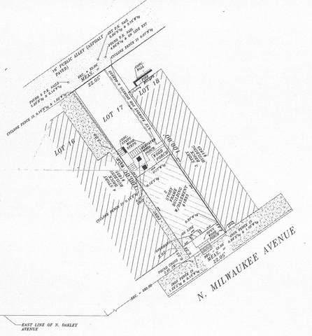 1833 N Milwaukee Avenue N, Chicago, IL 60647 (MLS #11051157) :: Touchstone Group