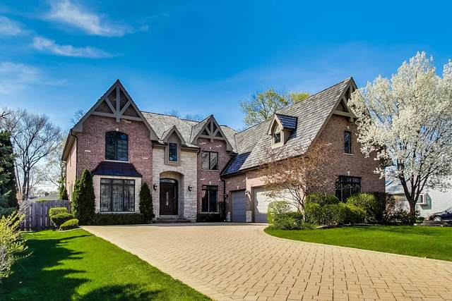 610 Greendale Road, Glenview, IL 60025 (MLS #11051179) :: Helen Oliveri Real Estate
