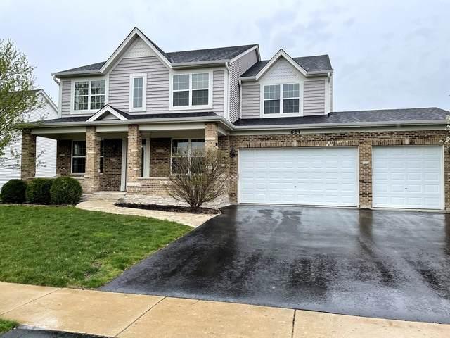 624 Ebony Drive, Oswego, IL 60543 (MLS #11051222) :: Helen Oliveri Real Estate