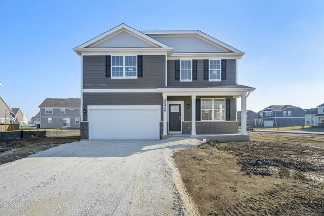 25503 W Ryan Lane, Plainfield, IL 60586 (MLS #11051224) :: Helen Oliveri Real Estate