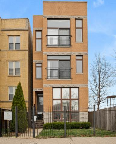 3044 W Franklin Boulevard #2, Chicago, IL 60612 (MLS #11051257) :: Touchstone Group