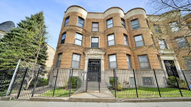 4623 S Indiana Avenue 2A, Chicago, IL 60653 (MLS #11051258) :: RE/MAX IMPACT