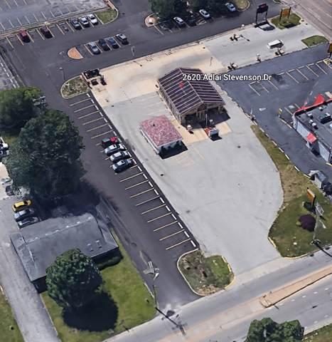 2620 Adlai Stevenson Drive, Springfield, IL 62703 (MLS #11051265) :: Littlefield Group