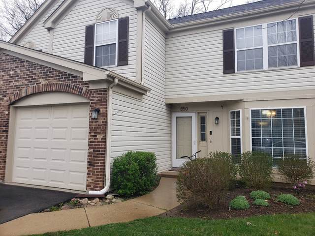850 E Princeton Circle, Island Lake, IL 60042 (MLS #11051321) :: Angela Walker Homes Real Estate Group