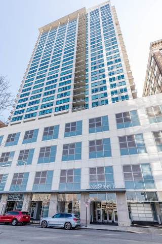 701 S Wells Street #1806, Chicago, IL 60607 (MLS #11051358) :: The Spaniak Team