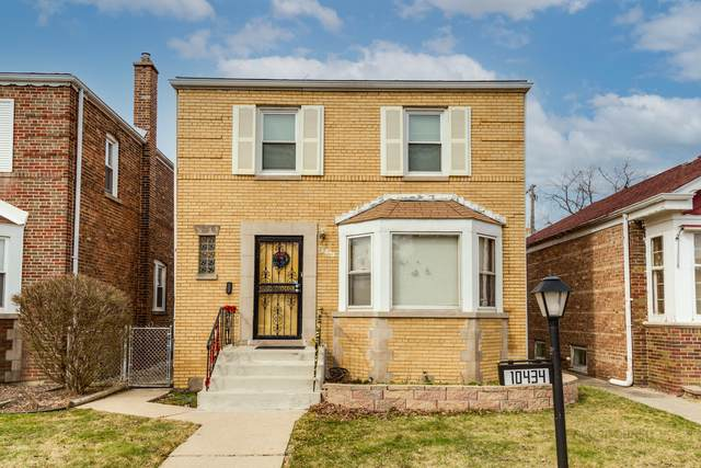 10434 S Forest Avenue, Chicago, IL 60628 (MLS #11051384) :: Angela Walker Homes Real Estate Group