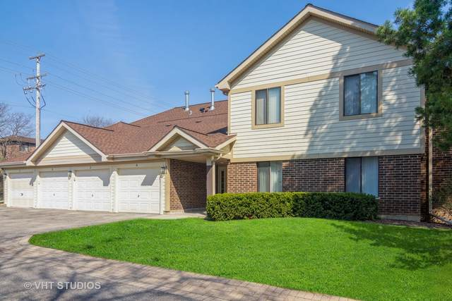 804 E Castle Court #1, Palatine, IL 60074 (MLS #11051387) :: RE/MAX IMPACT