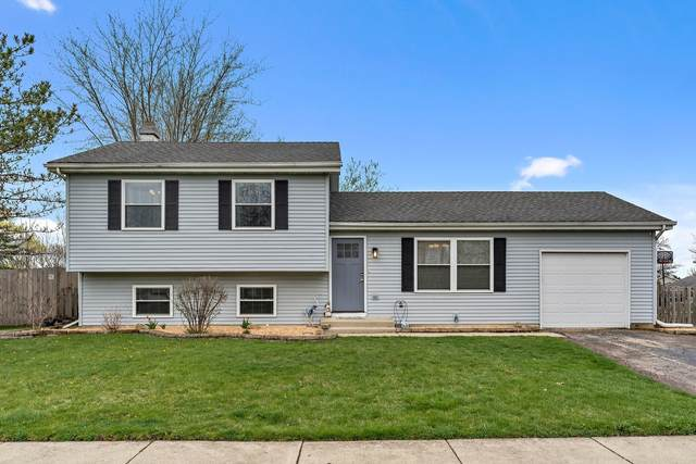 861 Voyager Drive, Bartlett, IL 60103 (MLS #11051388) :: The Spaniak Team