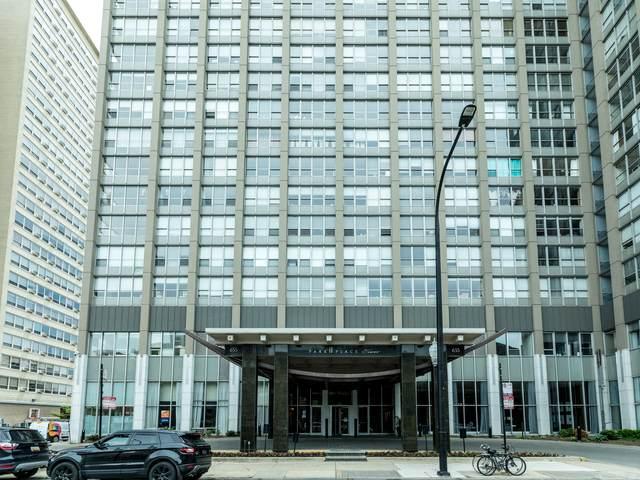 655 W Irving Park Road #1201, Chicago, IL 60613 (MLS #11051417) :: Angela Walker Homes Real Estate Group