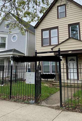 3703 W Palmer Street, Chicago, IL 60647 (MLS #11051420) :: Angela Walker Homes Real Estate Group