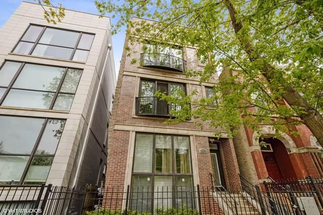1413 N Artesian Avenue #2, Chicago, IL 60622 (MLS #11051468) :: The Perotti Group