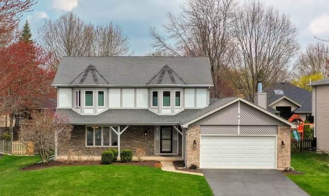 961 Hidden Lake Road, Naperville, IL 60565 (MLS #11051512) :: Littlefield Group