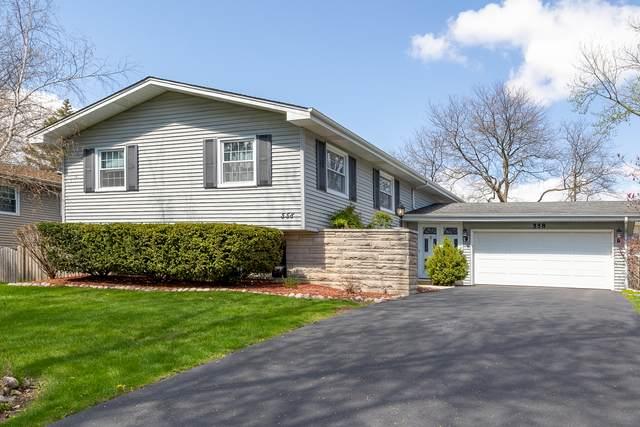 558 Columbine Avenue, Lisle, IL 60532 (MLS #11051617) :: Jacqui Miller Homes