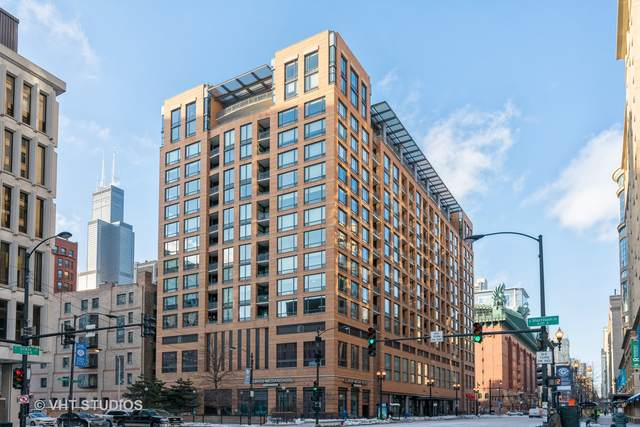 520 S State Street #614, Chicago, IL 60605 (MLS #11051751) :: Littlefield Group