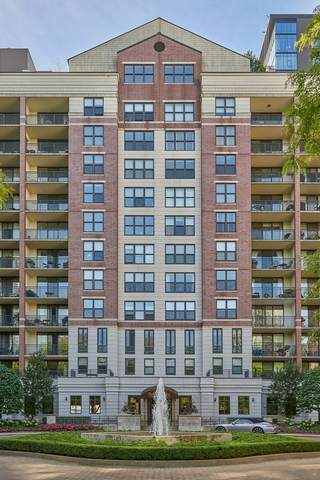 55 W Delaware Place #202, Chicago, IL 60610 (MLS #11051765) :: Littlefield Group