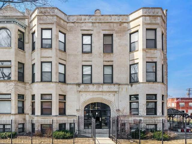 4144 S King Drive G2, Chicago, IL 60653 (MLS #11051832) :: The Spaniak Team