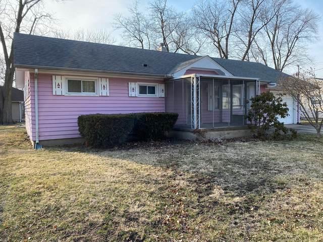 103 S Walnut Street, CLINTON, IL 61727 (MLS #11051854) :: O'Neil Property Group