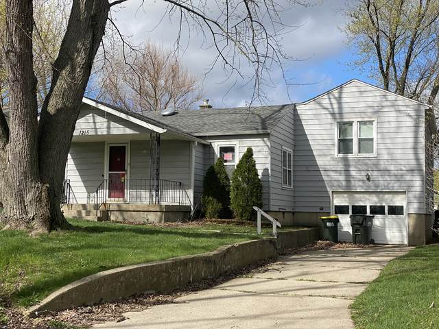 1215 Cherry Street, Lake In The Hills, IL 60156 (MLS #11051858) :: RE/MAX IMPACT