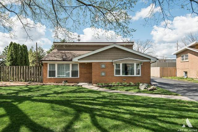 7736 S Ferdinand Avenue, Bridgeview, IL 60455 (MLS #11051892) :: The Dena Furlow Team - Keller Williams Realty