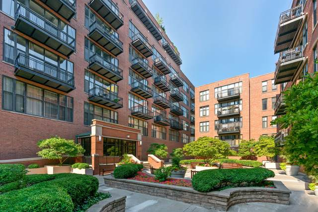 333 W Hubbard Street #403, Chicago, IL 60610 (MLS #11051918) :: Touchstone Group
